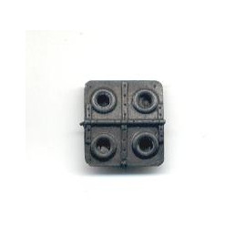OBLO' OTTONE 3mm