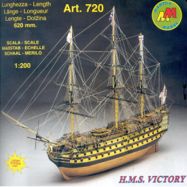 H.M.S. VICTORY  1/200