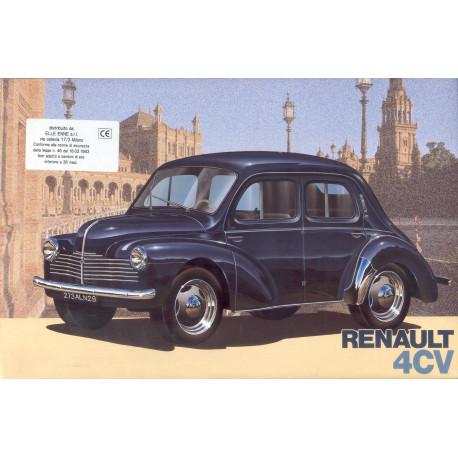 RENAULT 4CV - IMAI