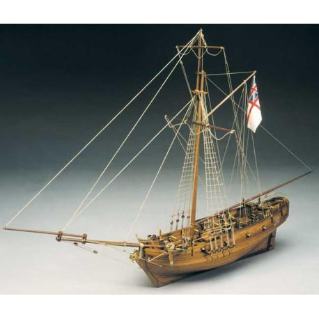SHARKE - Schooner inglese