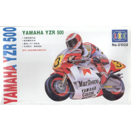 YAMAHA YZR 500  - LEE