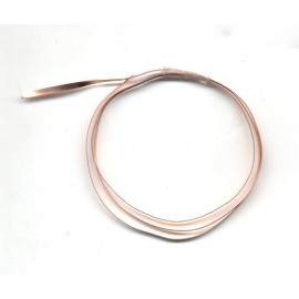 NASTRO DI RAME CRUDO 0.5mm