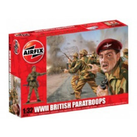 British Paratroops 1:32 (A02701)