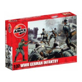 German Infantry 1:32 (A02702)