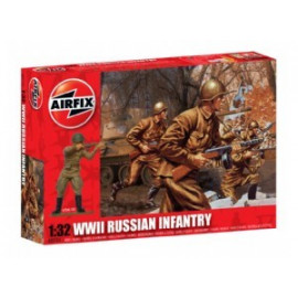 Russian Infantry 1:32 (A02704)