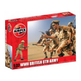 British 8th Army 1:32 (A02707)