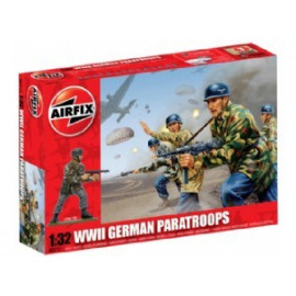 German Paratroops 1:32 (A02712)