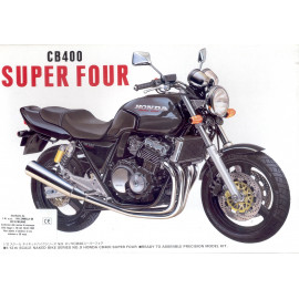 HONDA CB SUPER FOUR - AOSHIMA
