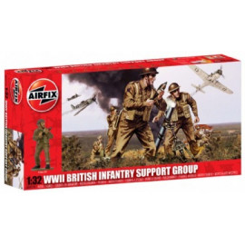 British Infantry 1:32 (A02718)