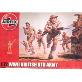 WWII 8th Army -  AIRFIX