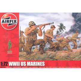 WWII US Marines - AIRFIX