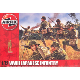 WWII Japanese Infantry  AIRFIX