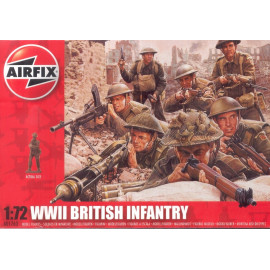 WWII German Paratroops - AIRFIX