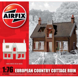 EUROPEAN RUINED WORKSHOP - AIRFIX