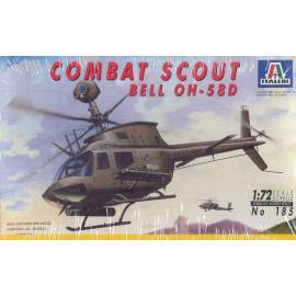 COMBAT SCOUT BELL OH58D