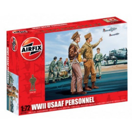RAF Personnel 1:72 (A01747)