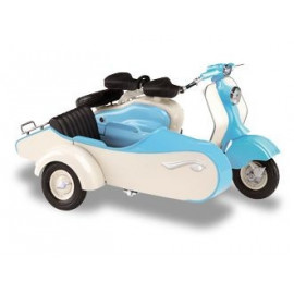 LAMBRETTA LD 125 + PIN UP 1956