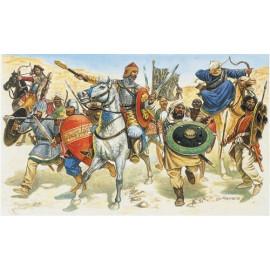 Guerrieri Saraceni - 6010  medioevo