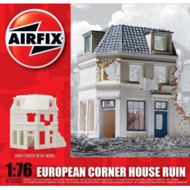 EUROPEAN RUINED CAFE' - AIRFIX