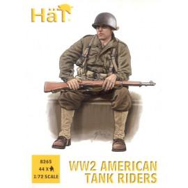2° G.M. Fanteria Inglese su carri - HAT8264