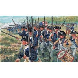 Fanteria Americana - 6060  guerra indipendenza americana
