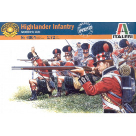 "British Heavy Cavalry ""scot greys"" -  ITALERI"