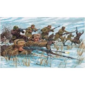 Fanteria Russa: unif.invernali - 6069  WWII