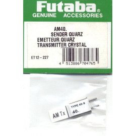 QUARZO TX AM26.995 FUTABA