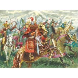 CAVALLERIA CINESE XIII Sec. - 6123  medioevo