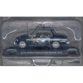 ALFA ROMEO GIULIA 1600 SUPER 1970 CARABINIERI