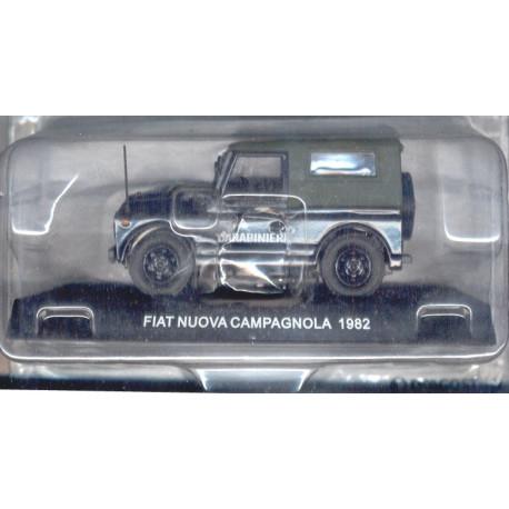 FIAT NUOVA CAMPAGNOLA 1985 CARABINIERI