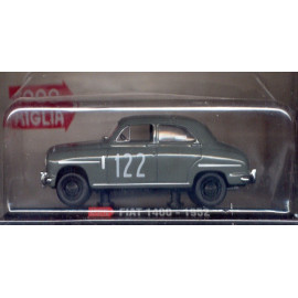 FIAT 1100S Berlinetta - 1949