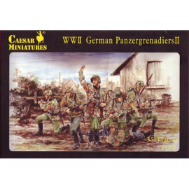 WWII German Panzergrenadiers  - CAEH052