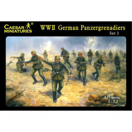 WWII German Panzergrenadiers 2   - CAEH053