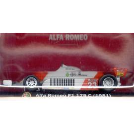 ALFA ROMEO F1 179C - 1981