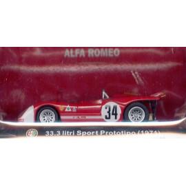 ALFA 33.3 SPORT PROTOTIPO - 1971