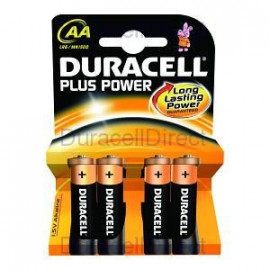 MINI STILO Plus Power AAA 4 Pack Duracell