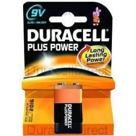 Duracell Plus Power D Size 2 Pack