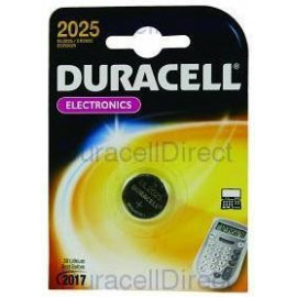 CR2032 Pila Duracell 3v dispositivi elettronici