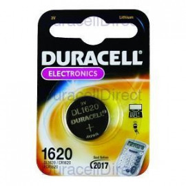 CR2016 Pila Duracell 3v dispositivi elettronici