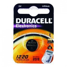 DL1616 Pila Duracell Plus di tipo Coin Cell