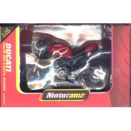 DUCATI HYPERMOTARD 1100S - MOTORAMA