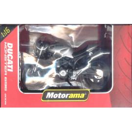 DUCATI MONSTER 696 - MOTORAMA