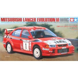 MITSUBISHI LANCER EVOLUTION VI WRC+ KIT CONVERSIONE