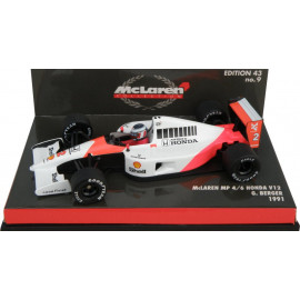MC LAREN MP4/4  HONDA V6 TURBO - MINICHAMPS