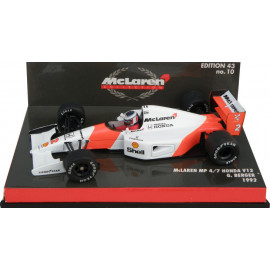 MC LAREN MP4/6  HONDA V12  - MINICHAMPS