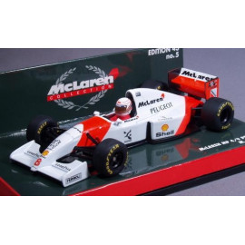 MC LAREN MP4/9  PEUGEOT  - MINICHAMPS