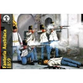 ITALIAN BERSAGLIERI 1859