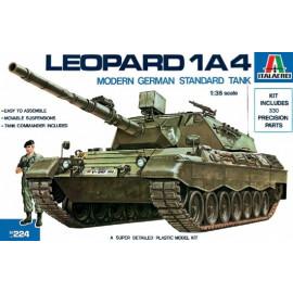 LEOPARD 1A4 - ITALERI