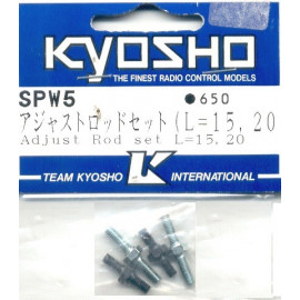 ADJUST ROD SET - KYOSHO
